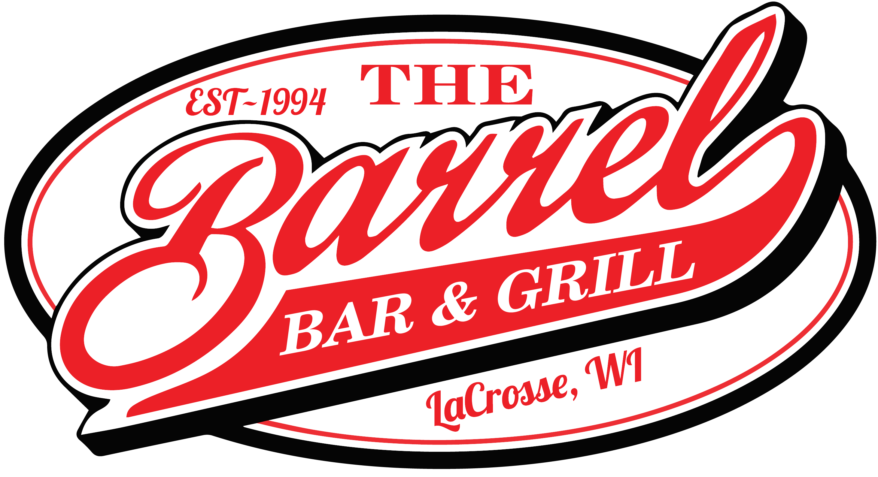 The Barrel Inn Bar & Grill – La Crosse, WI Logo